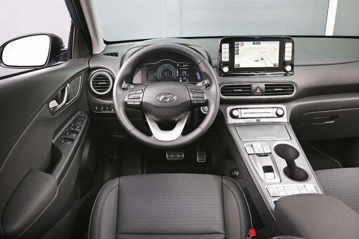 Essai – Hyundai Kona Electric 64 kWh: SUV urbain sans émission, plein d'ambition