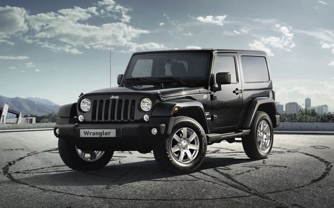 Jeep lance le Wrangler Platinum Edition spécialement pour nous