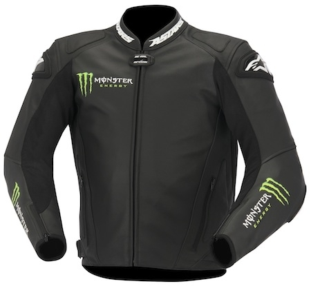 alpinestars gp m pro blouson fa on monster energy. Black Bedroom Furniture Sets. Home Design Ideas