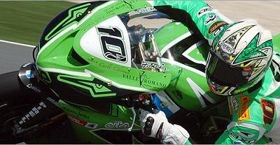 Superbike 2008: Kawasaki et Nieto ne vieilleront pas ensemble