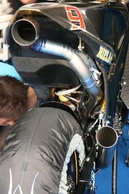 Moto GP 2008: Suzuki ne perd pas de temps
