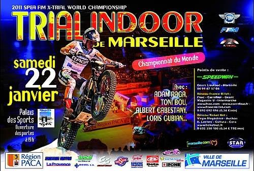 X-Trial - Marseille : l'épreuve tout prêt de l'annulation