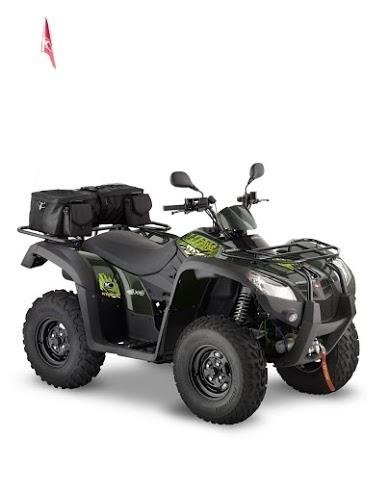 Kymco baisse le prix de ses quads MXU Greenline et MXU 550/ 700 Essentielle