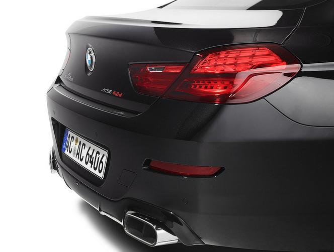 BMW Série 6 Gran Coupé par AC Schnitzer