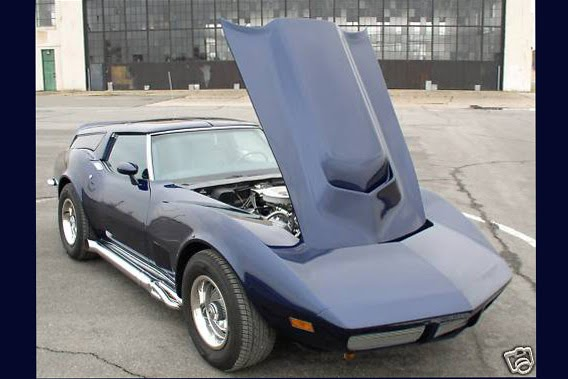 a vendre une tonnante corvette c3 stingray shooting brake. Black Bedroom Furniture Sets. Home Design Ideas