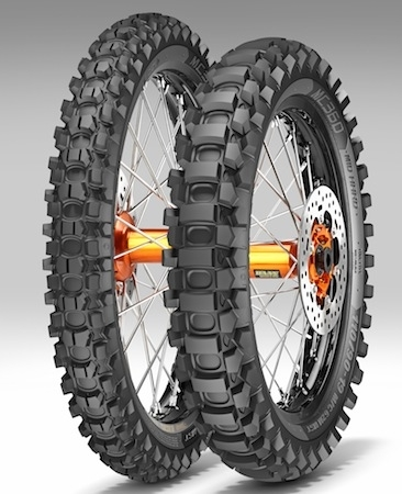 Metzeler fignole son dernier gommard off-road: le MC 360TM