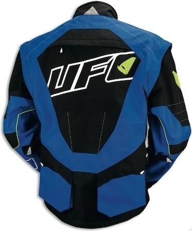 UFO: nouvelle veste Enduro