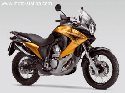 Nouveautés 2008 : Honda 1000 CBR, Transalp et CBF