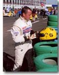 """Christophe Dechavanne : """"Dans le   sport auto, on ne regarde pas le   nom, seulement les chronos"""""""