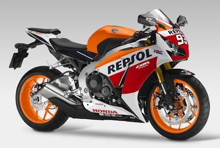 Honda CBR1000 RR: une version Marquez pour 2015