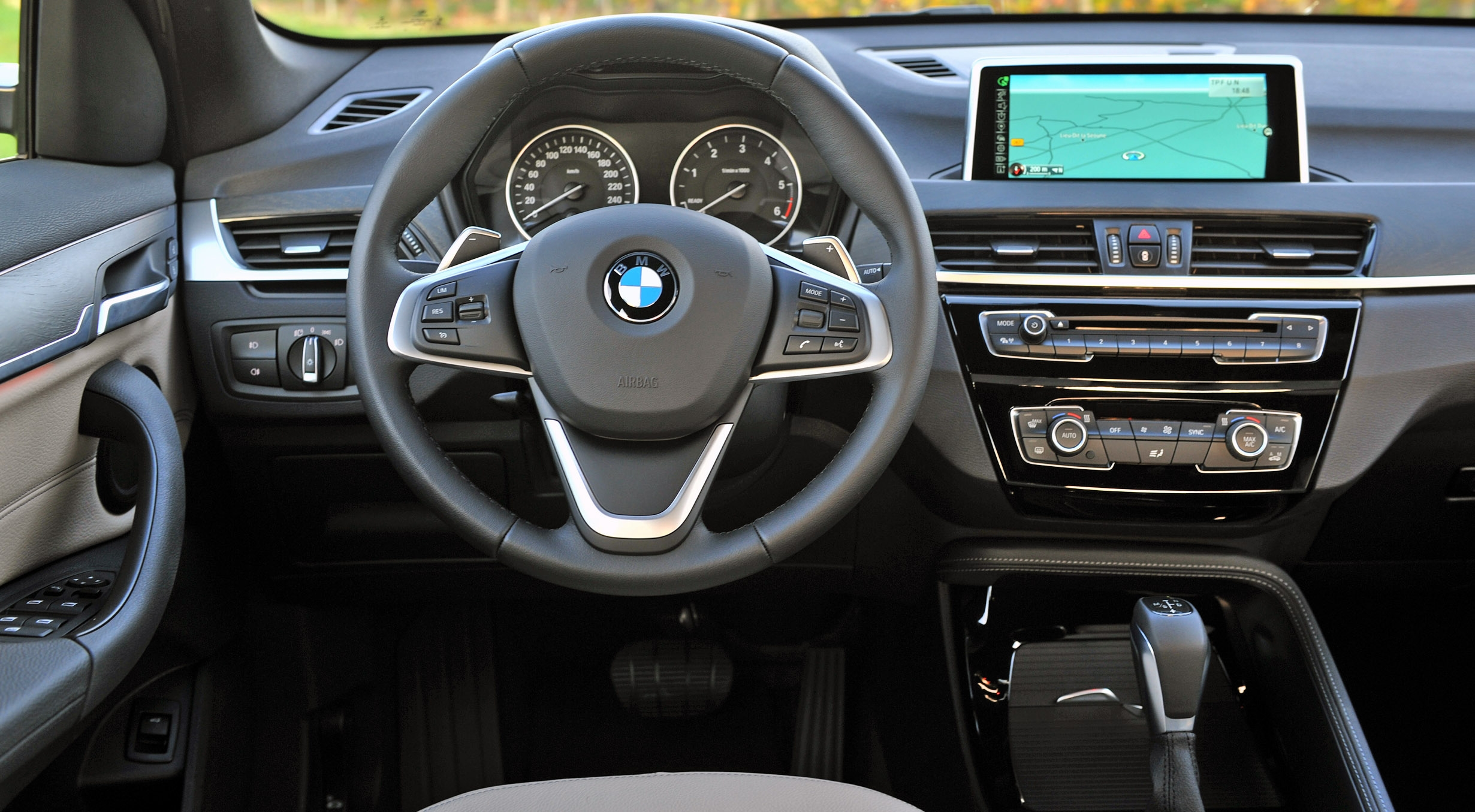 Quelle bmw x1 choisir for Interieur x1