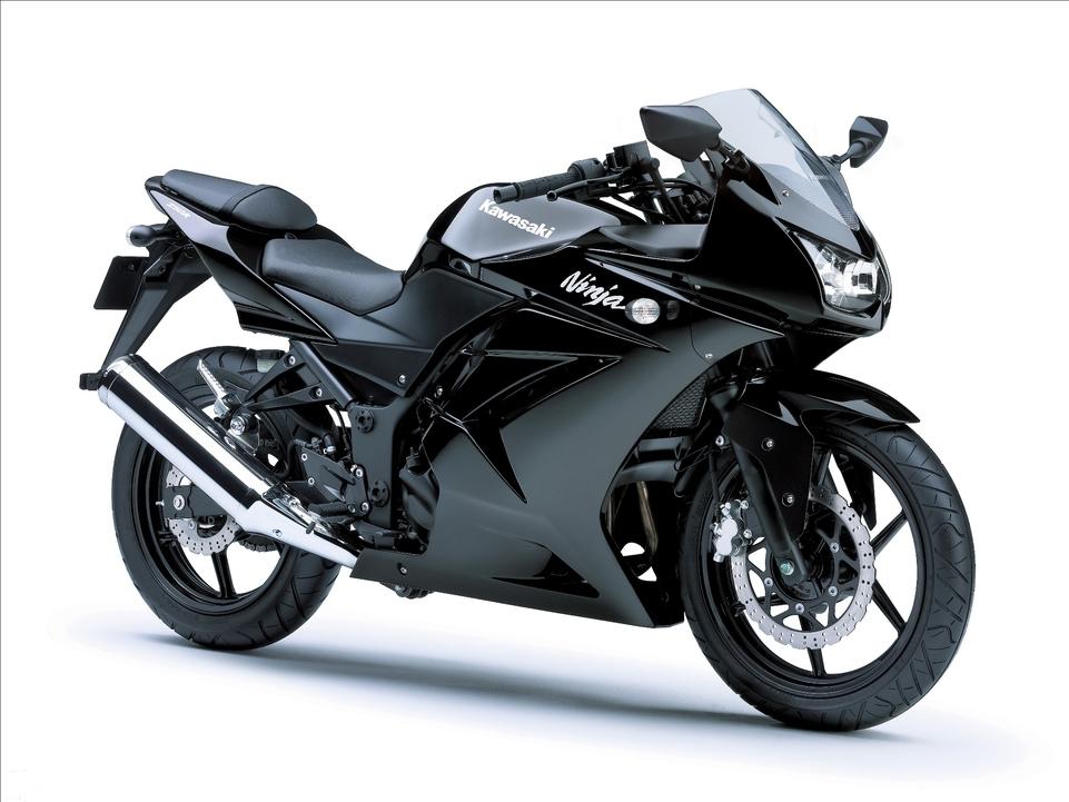 Nouveauté 2008 : Kawasaki 250R