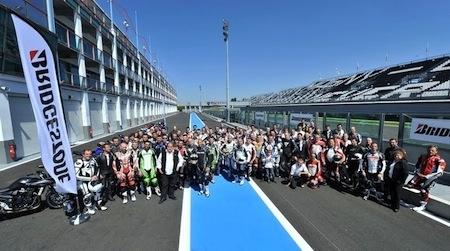 Bridgestone Track Days 2012: les dates, les circuits