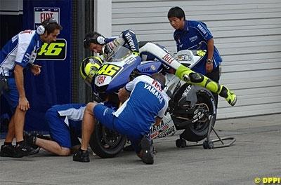 Moto GP: Japon: Michelin charge Yamaha
