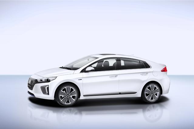 Hyundai Ioniq: des prix agressifs, à partir de 26100€