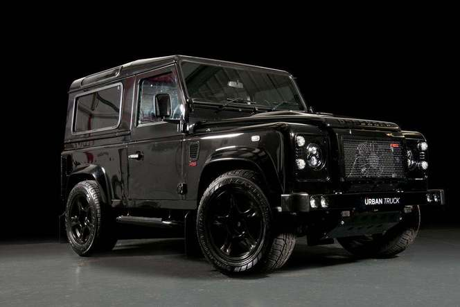 Urban Truck Defender Ultimate RS : un baroudeur de 500 ch et 540 Nm de couple