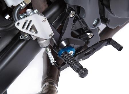 Suzuki France: 100 exmplaires de la SV650 Café Racer (vidéo)