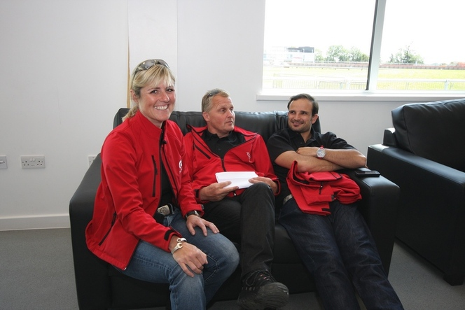 GT Academy-Silverstone, Jour 2: Welcome to Race Camp !