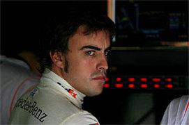"""F1 Chine - Ron Dennis : """"Nous ne nous battions pas contre Kimi, mais contre Fernando"""""""