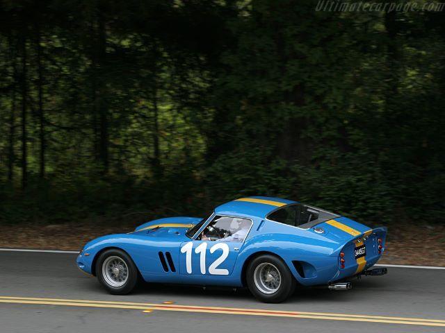Une Ferrari 250 GTO détruite avant le Mans Classic