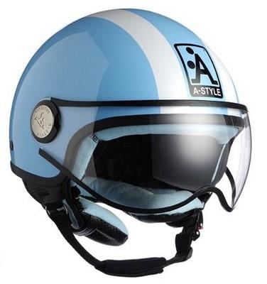 Les casques A-Style mettent de la couleur sur votre tête...