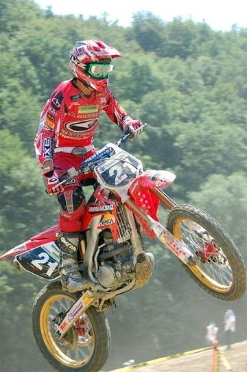 Gautier Paulin roulera sur une Kawasaki en 2008