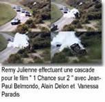 """Remy Julienne : """"Un coup de levier et le char se dressait sur une seule chenille"""""""