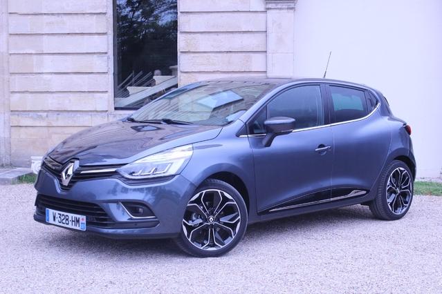 La Renault Clio est la citadine la plus vendue en Europe, devant la VW Polo.