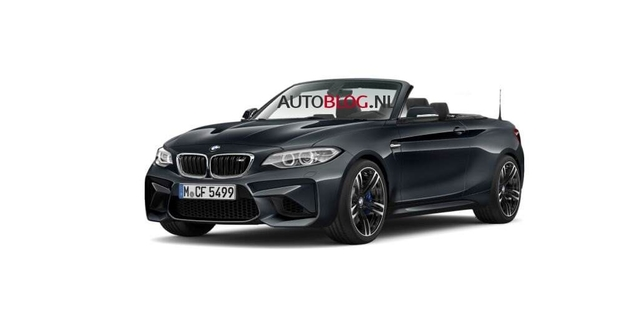 Surprise : la BMW M2 Cabriolet dans les starting-blocks
