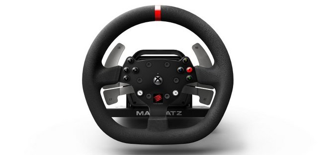 Mad Catz Pro Racing : le test sur Xbox One
