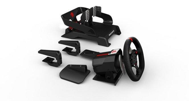 Mad Catz Pro Racing : le test sur Xbox One