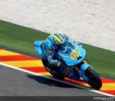 Moto GP - Suzuki: Capirossi s'enthousiasme peu pour le nouveau moteur