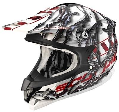 Scorpion VX-15 Air: le casque en détail.