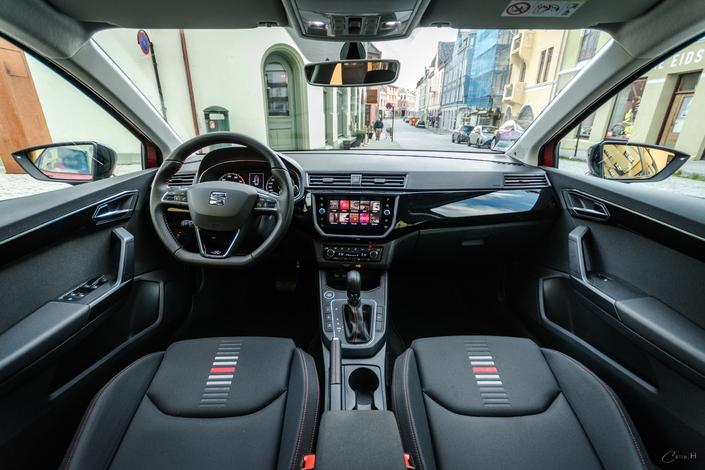 Comparatif - Seat Arona VS Seat Ibiza : histoire de famille