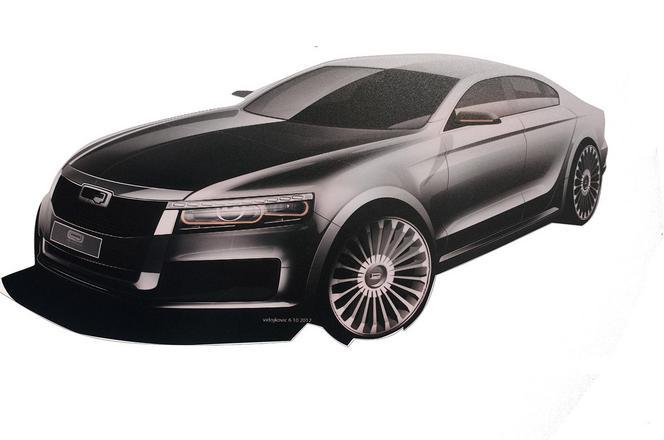 Rapid'news - Qoros prépare une rivale de la BMW Série 5 et un SUV 7 places...