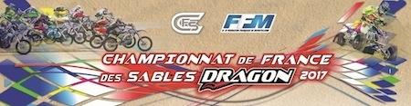 Finale du Championnat de France des Sables Drag'On 2016/ 2017 et Enduropale c'est ce week-end