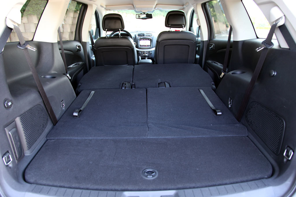 Essai vid o fiat freemont mc italia for Interieur 807 8 places