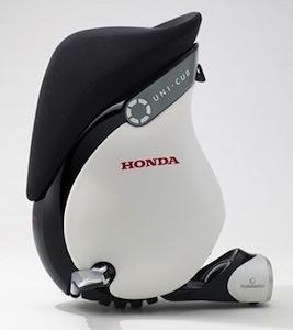 Le Honda Rinding Assist fait appel à l'Uni-Club