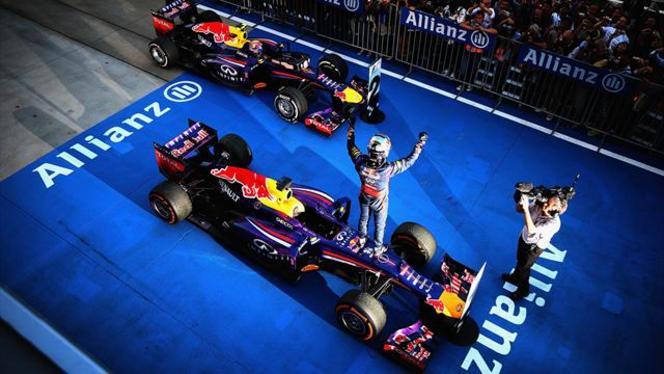 F1 Grand Prix du Japon - Vettel malgré tout