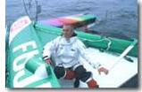 Loïc Peyron : Aussi à l'aise sur    bitume que sur mer