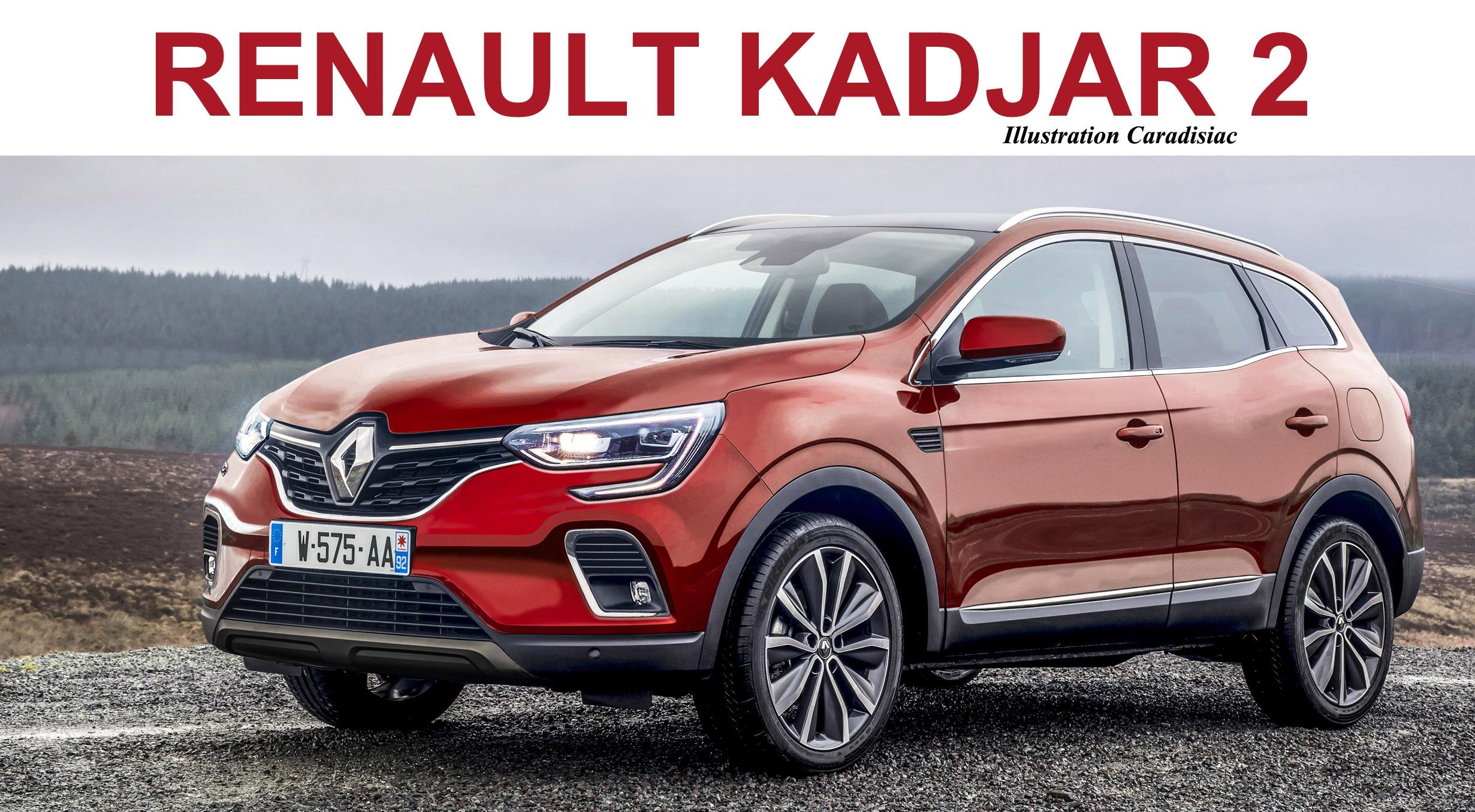 Risultato immagini per Renault Kadjar 2022