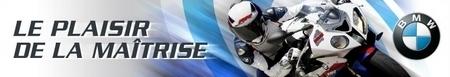 De Radigues Rider School roule avec BMW et sa S 1000RR
