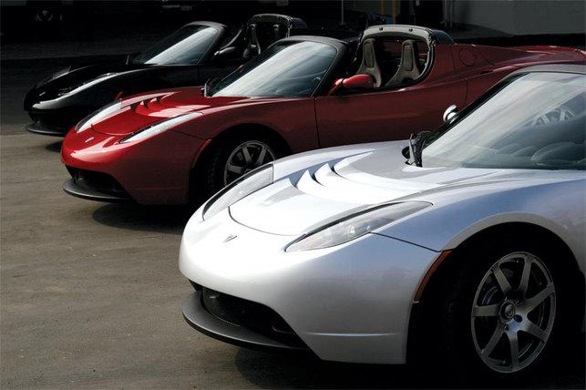 La Tesla Model S se dénudera le 26 mars