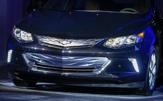 Detroit 2015 : la Chevrolet Volt II pointe son nez au CES