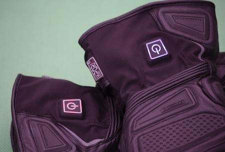 Essai gants chauffants Esquad Molina: mieux armé pour affronter l'hiver