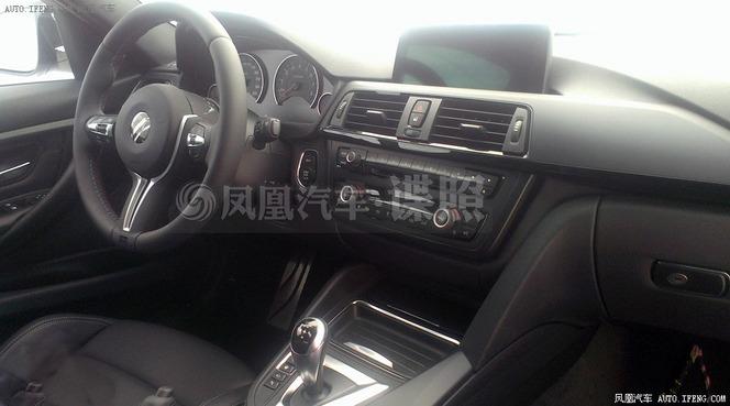 Surprise : bienvenue à bord de la BMW M3