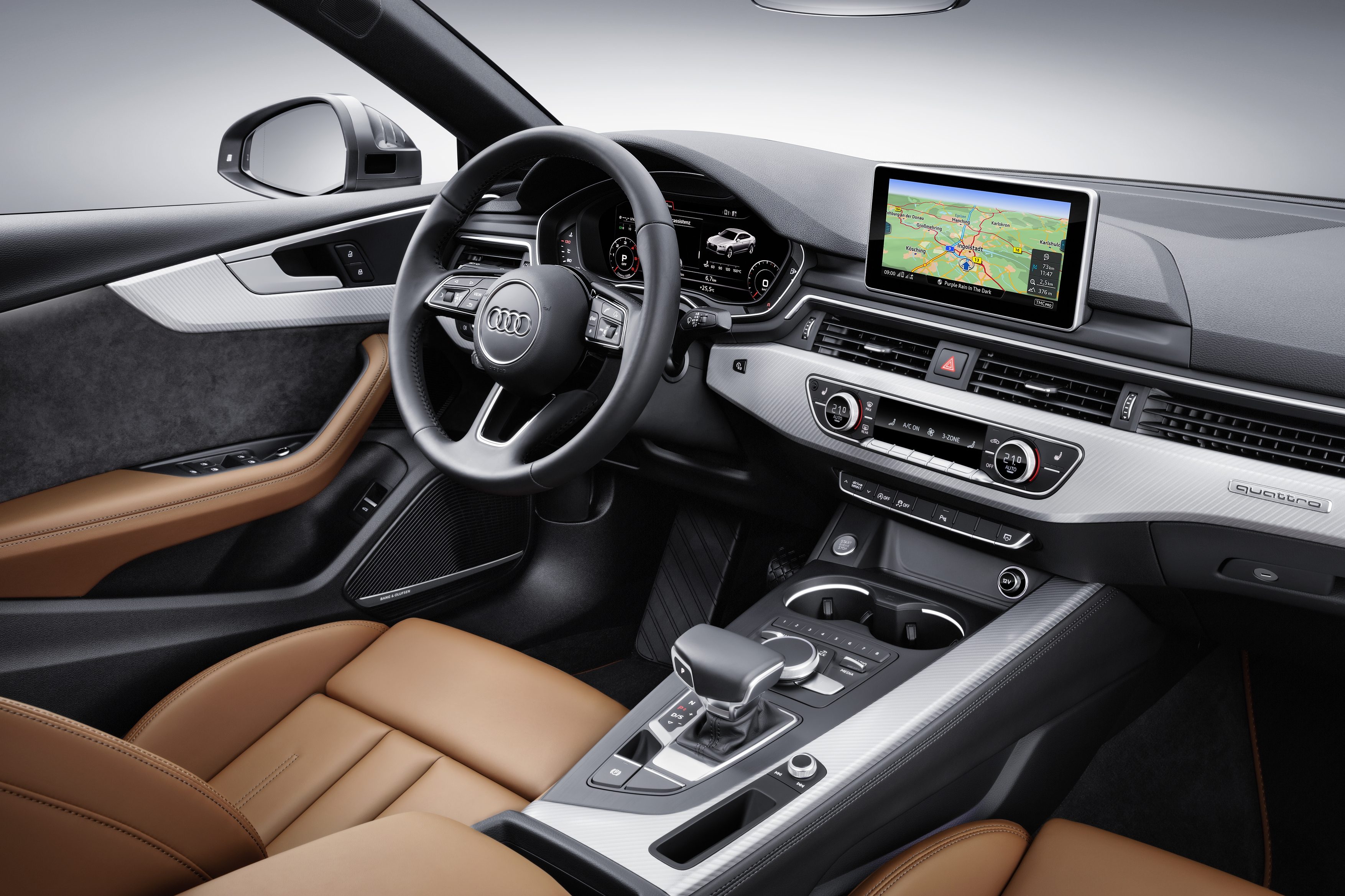 mondial de paris 2016 audi a5 sportback coup utile. Black Bedroom Furniture Sets. Home Design Ideas
