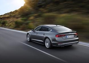 Mondial de Paris 2016 - Audi A5 Sportback : coupé utile