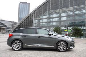 Citroën DS5: Caradisiac l'a découverte pour vous  ! (+ vidéo)