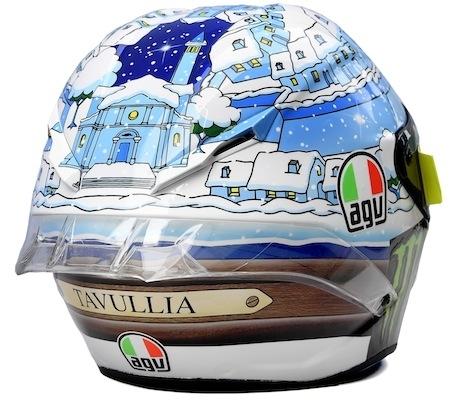 AGV, Winter Test Rossi: Tavullia à l'honneur